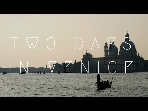 TWO DAYS IN VENICE | TRAVEL WITH ME