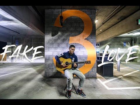Fake Love - Drake (Joshua Ednalino Acoustic Cover)