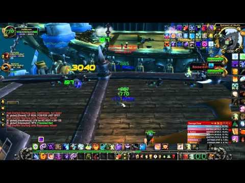 Shadow priest pve dps molten-wow Raganoris.icc Gunship Battle
