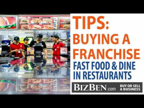 Tips On Buying A Restaurant Franchise | BizBen