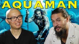 Jason Momoa on battle with Daenerys Targaryen, and Power Ranger in Aquaman