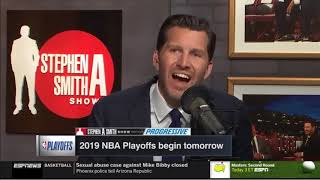 Will Cain reacts to 2019 Masters Tournament continues today