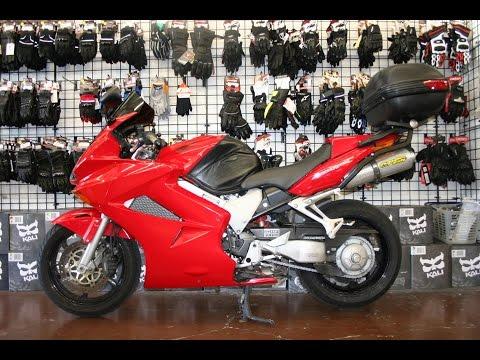 2002 Honda VFR800 Interceptor For Sale