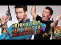 Nolan North and Troy Baker Kill Nazis in Wolfenstein 3D