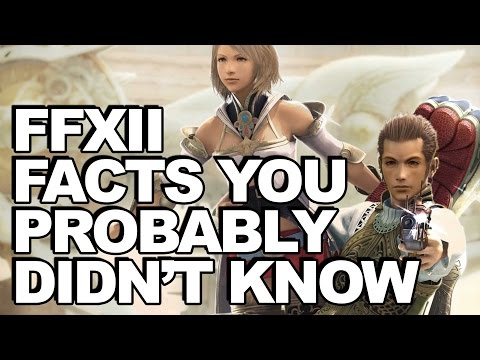 10 Final Fantasy XII Facts You Probably Didn't Know!