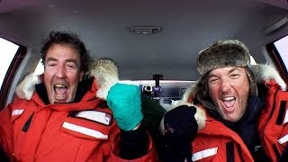 Reaching the Pole - Top Gear Polar Special Pt.6 - Now in HD - BBC