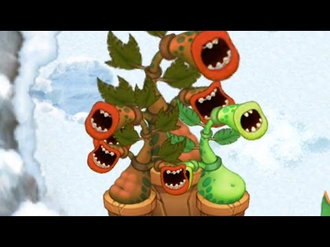 How to Breed Rare Potbelly Monster 100% Real in My Singing Monsters! [COLD ISLAND]