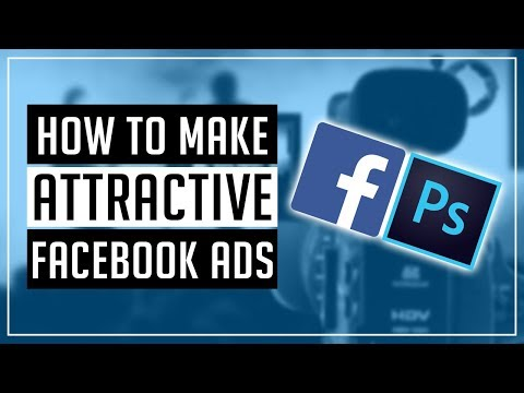 How To: Make Attractive Facebook Ad in Photoshop