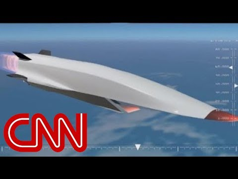 Hypersonic jet travels a mile a second