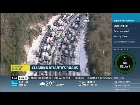 Atlanta's Abandoned Cars