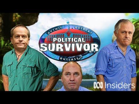 Political Survivor: Outwit, Outplay, Outlast