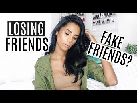 Losing Friends, Growing Apart From People