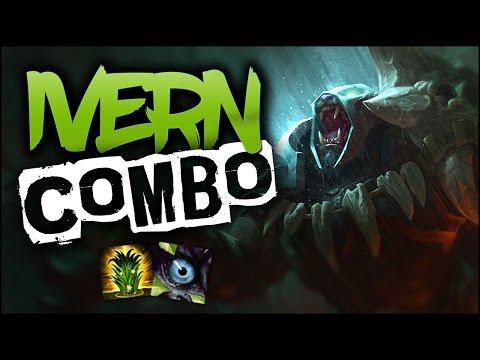 🎄 IVERN BUSH COMBO OP 🎄 - Rework - Rengar Goes Hunting #5