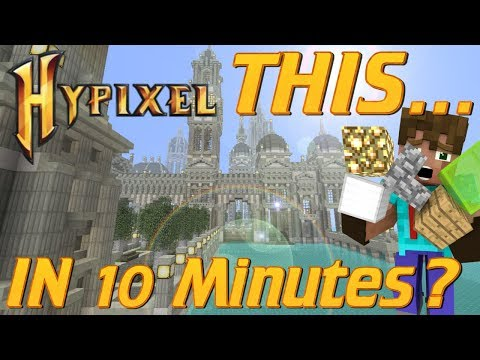 Minecraft Build Battle ProMode on Hypixel | The Worlds Greatest Minecraft Harbour   Probably | Minec