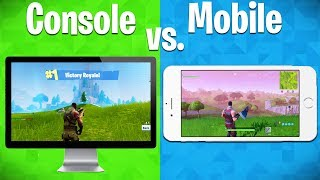 FORTNITE MOBILE:  NOT EVEN ONCE.
