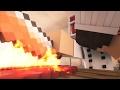 EXPERIMENT 1000 degree KNIFE VS ANIMATORS - Minecraft Animation Collab