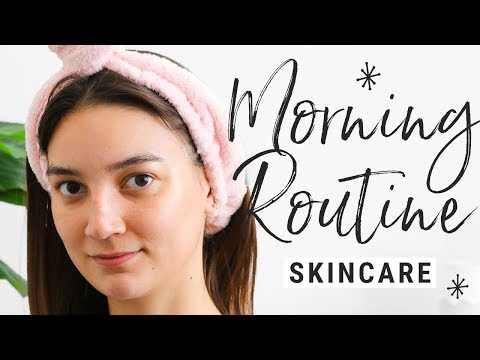 My Super Simple Morning Skincare Routine! | K BEAUTY TUESDAY