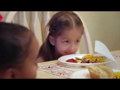 Feeding America: Ending Child Hunger