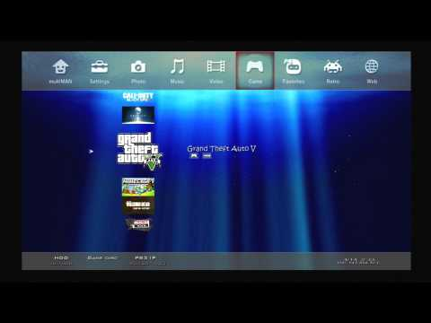 How to copy games to Multiman or to an external hard drive