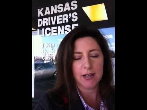 Aimee gets license