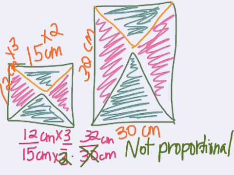 Is it Proportional? (7th grade, October 7)