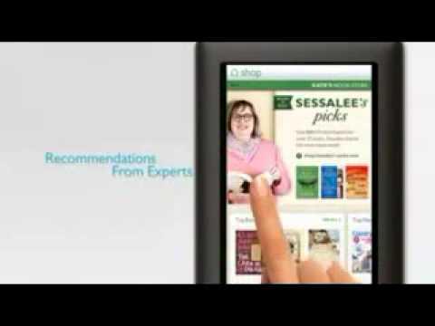 Barnes & Noble NOOK Color eBook Tablet.3gp