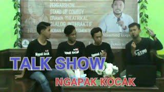 Download TALK SHOW #NGAPAK KOCAK VS PENGARSHOW Video