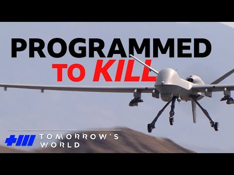 Should we use AI machines in war? - Tomorrow's World - BBC