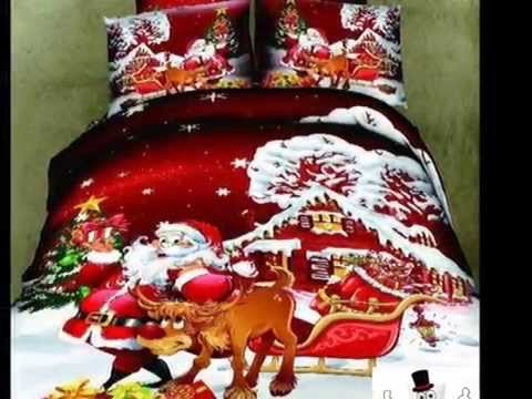 Qwerky Quilts 3D Bedding Christmas Designs