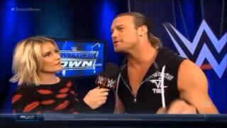 Dolph Ziggler Amazing Promo in SmackDown