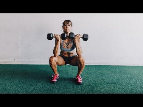 21 Dumbbell Leg Exercises