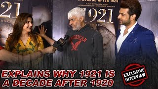 Zarine Khan, Karan Kundra & Vikram Bhatt Laughing In A Horror Film1921