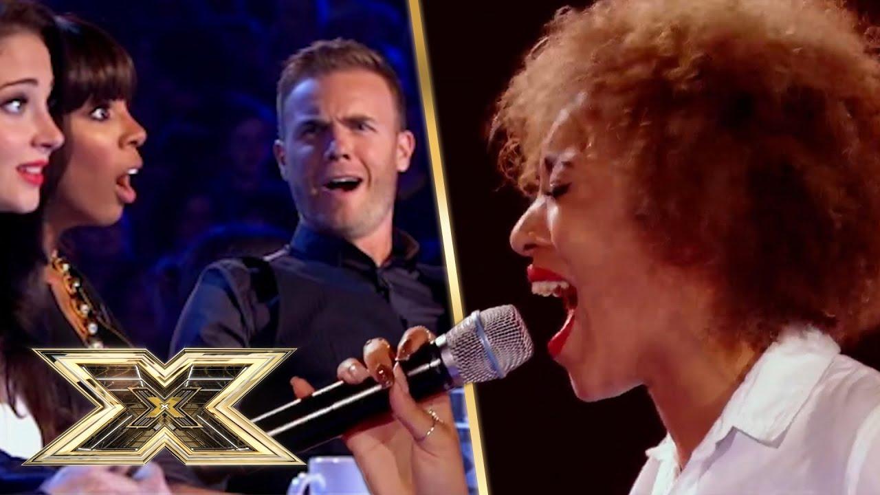 PHENOMENAL Whitney Houston covers! | The X Factor UK