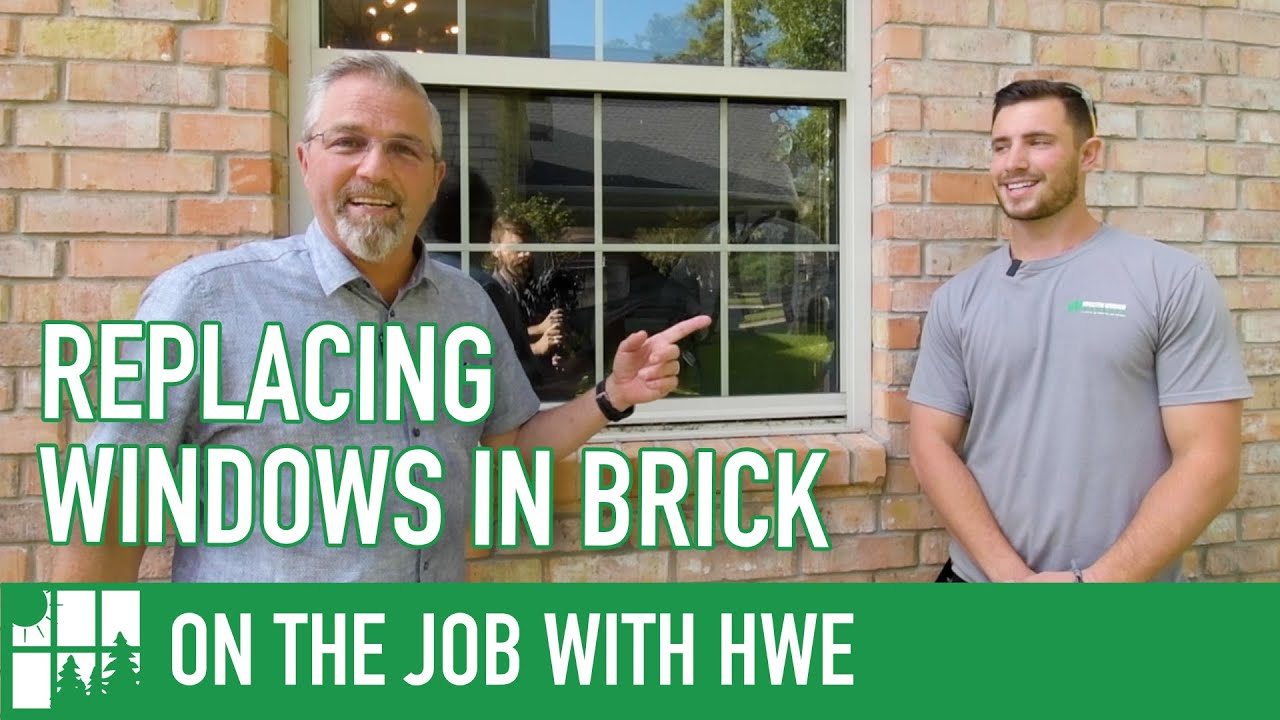 Replacing Windows In A Brick Home The RIGHT WAY