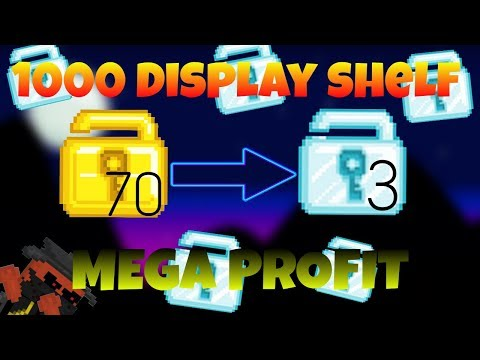 HOW TO GET RICH!!! HOW TO X3 YOUR WLS! MEGA PROFIT!   Growtopia