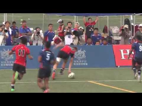 U20s do Hong Kong proud in Asia Rugby 7s championship