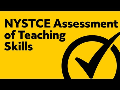 Free NYSTCE Assessment of Teaching Assistant Skills Study Guide (095)