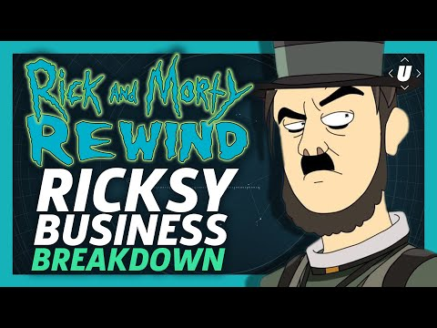 Rick And Morty Rewind: Season 1 Episode 11 - Ricksy Business Breakdown!