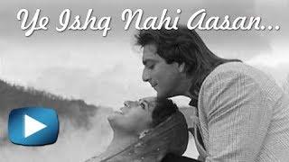Madhuri Dixit Sanjay Dutt Untold Love Story - Ye Ishq Nahi Aasan - Episode 5