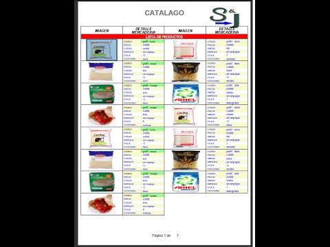 Catalago pdf o reporte pdf, visual studio 2010 con sql server