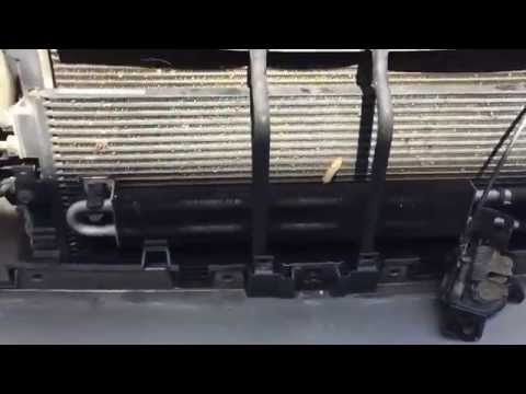 Radiator Replacement 2006 Jeep Commander 4.7L