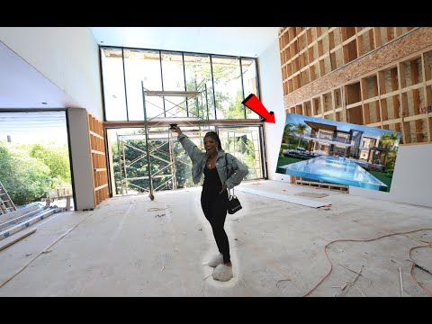 Building Our Dream Home (EXCITING UPDATE)   Quarantine Vlog