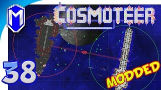 Cosmoteer - Capital Ship, Over 1000 Crew Members - Let