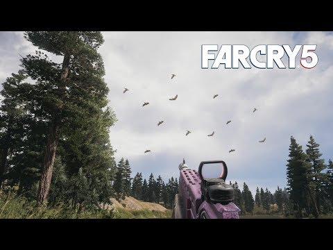 Duck Hunting - Far Cry 5 Coop Gameplay Part 4
