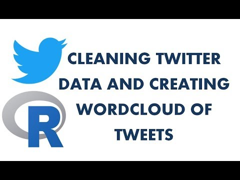 Text Analytics with R | Cleaning Twitter Data and Creating Wordcloud of Tweets