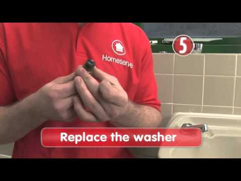 How To Replace A Tap Washer