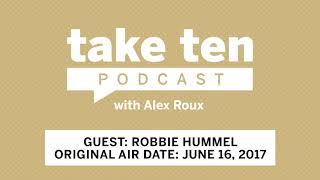 Take Ten with Alex Roux: Robbie Hummel (Air Date: June 16, 2017) | Purdue | Big Ten Men