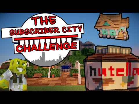 LDShadowlady's Cottage?! | The Subscriber City Challenge | Ep.2