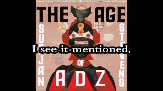 Sufjan Stevens - The Age of Adz [Lyrics]