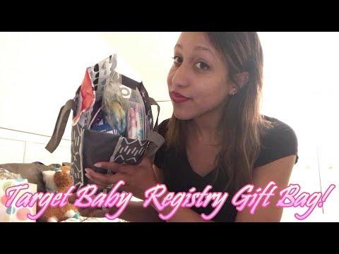 Buy Buy Baby and Target Baby Registry Gift Bag! | Free Baby Stuff